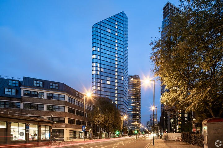 Commercial property area guide: Angel - London