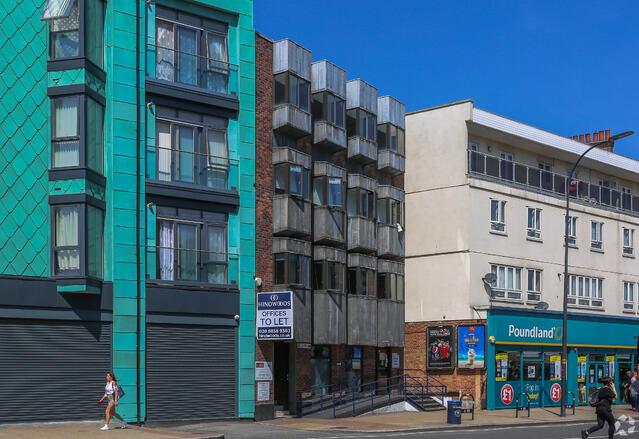 Commercial property area guide: Catford