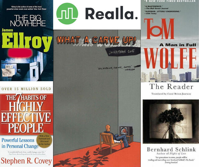 Realla's #WFH Reading List - Alan Bailey of CoStar UK