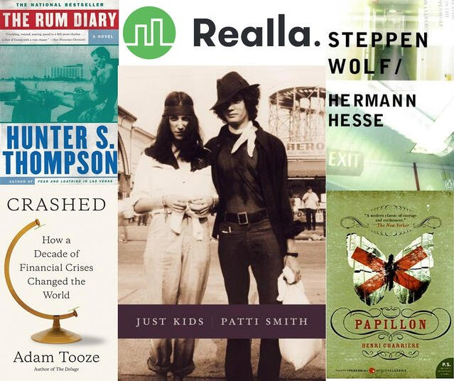 Realla's #WFH Reading List - Mark Stansfield of CoStar UK