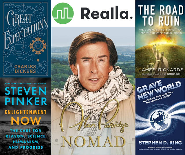 Realla's #WFH Reading List - Richard Yorke of CoStar UK