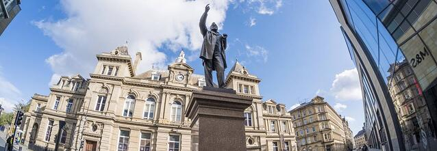 Commercial property area guide: Bradford - England