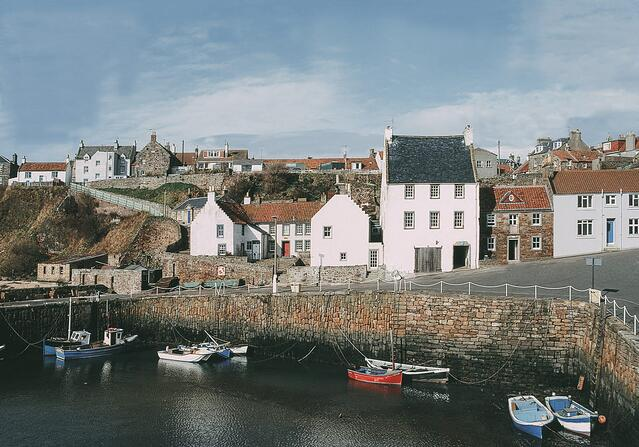 Commercial property area guide: Fife - Scotland