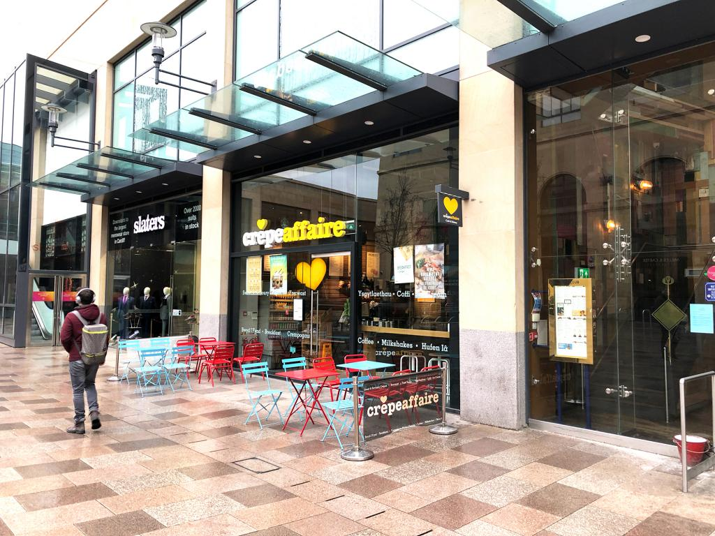 New on the market: New retail units to let in Cardiff - highlights from w/c 18th March