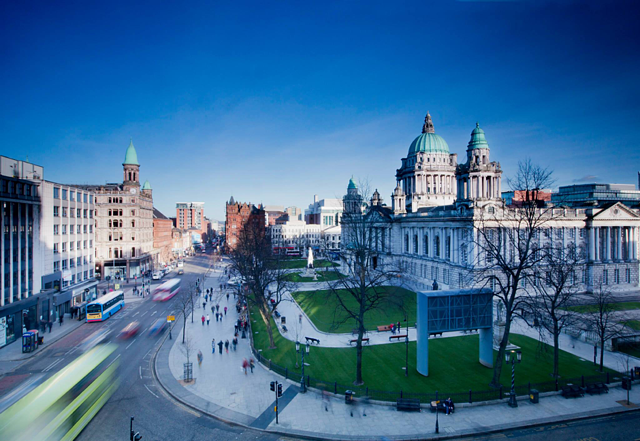 Commercial Property Area Guide: Belfast - Northern Ireland