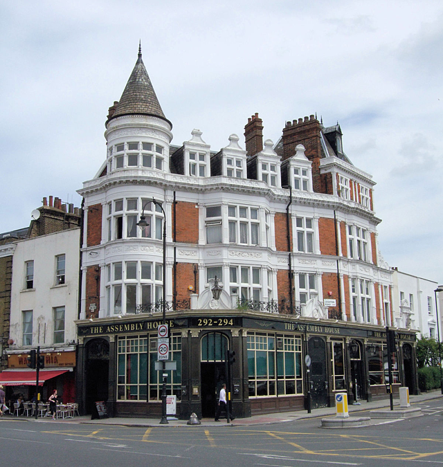 Commercial Property Area Guide: Kentish Town - London