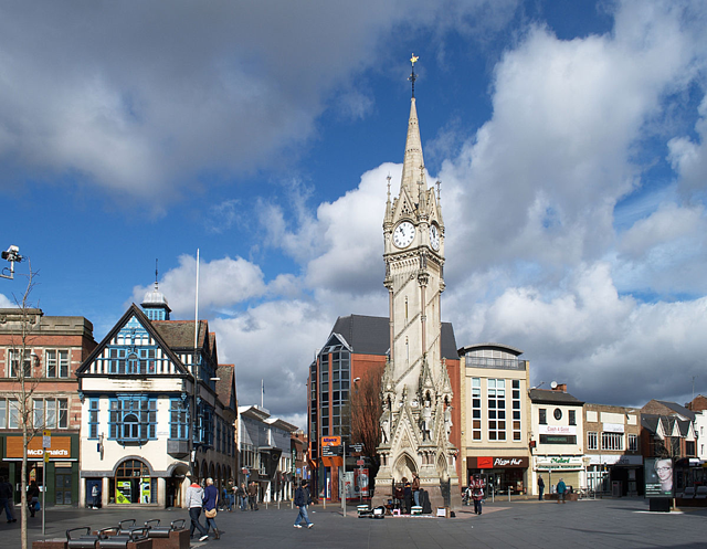Commercial Property Area Guide: Leicester - England
