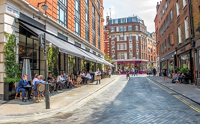 Commercial Property Area Guide: Marylebone - London