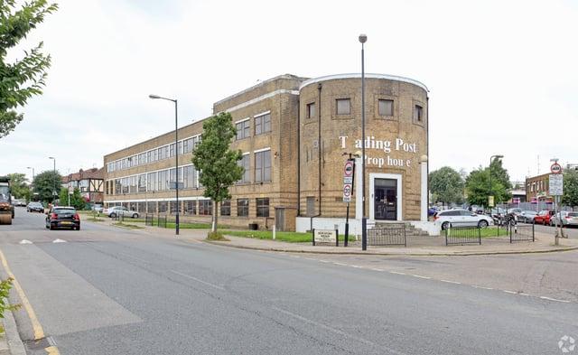 Commercial Property Area Guide: Alperton - London