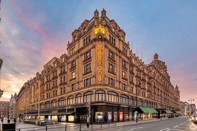 Commercial property area guide: Knightsbridge - London