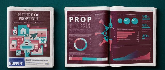 'Future of PropTech 2019' - Realla featured in the Raconteur report in The Times