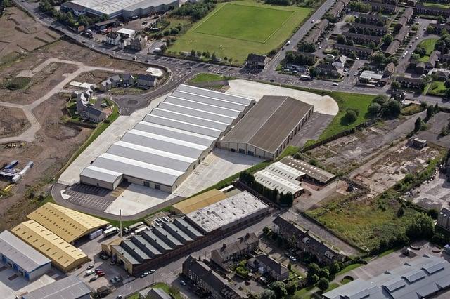 5 versatile industrial units in Bradford