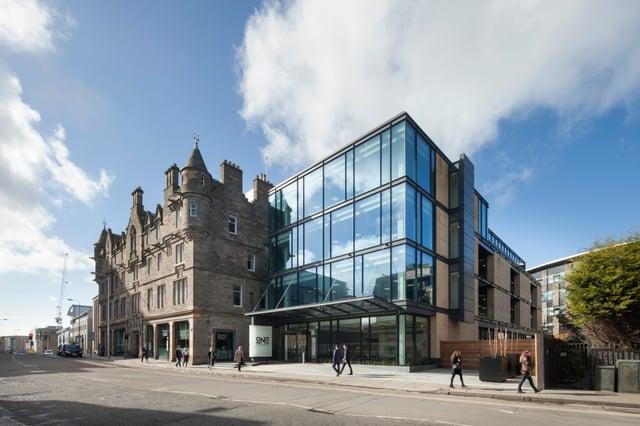 5 stunning offices in Edinburgh