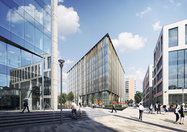 Commercial property area guide:Leeds - England