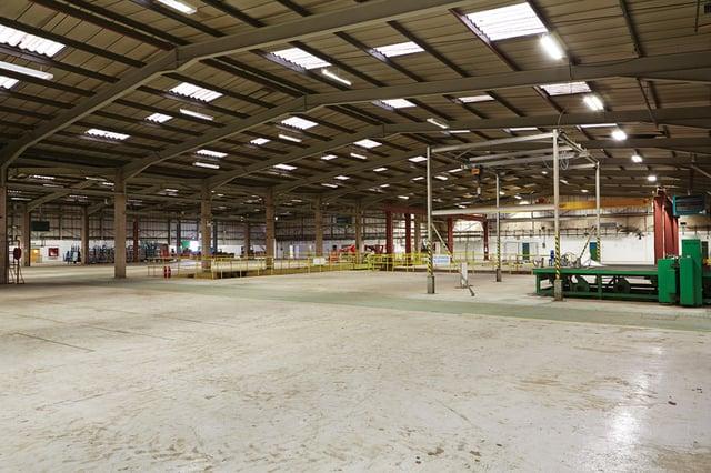 5 modern industrial units in Leeds
