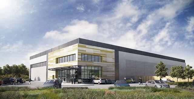 5 modern industrial units in Sheffield