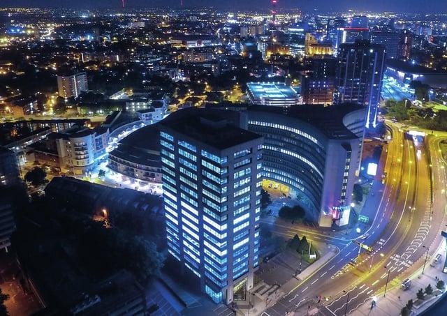 Commercial property area guide: Birmingham - England