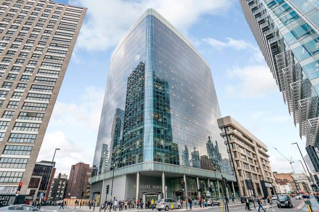 Commercial property area guide: Aldgate - London