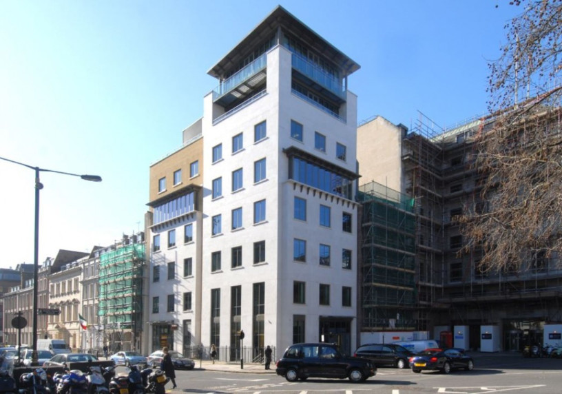 Office to rent, 25 Hanover Square, Mayfair – Available on Realla