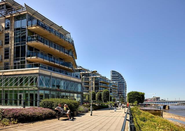 New to market Battersea offices - highlights from w/c 21 January