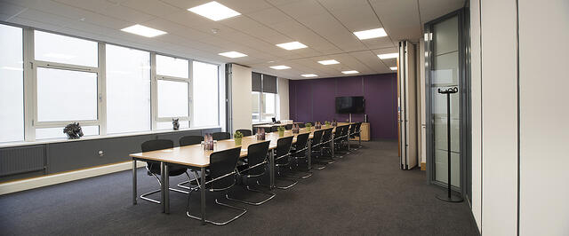 5 charming offices in Edinburgh