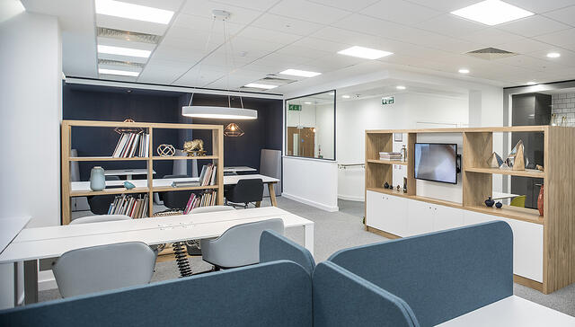 5 stylish offices in Liverpool
