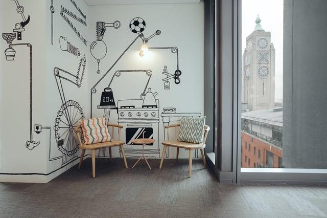 5 superb offices in Bankside, London