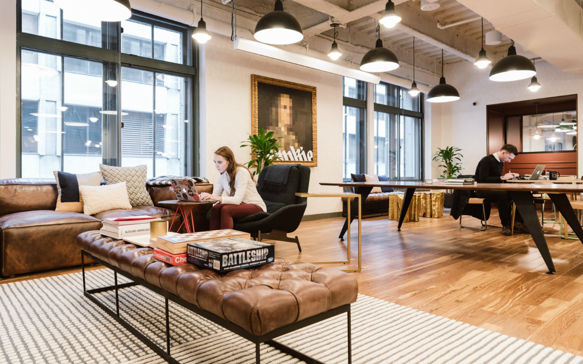 5 state-of-the-art flexible office spaces in the City of London