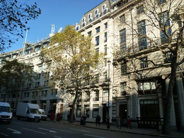 Aldwych in London
