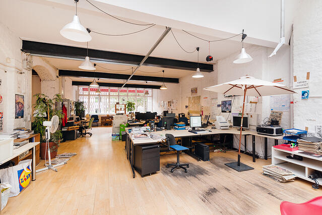 5 uniquely Shoreditch conventional lease offices