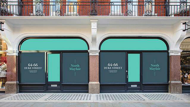 5 not-so-typical retail units around Bond Street