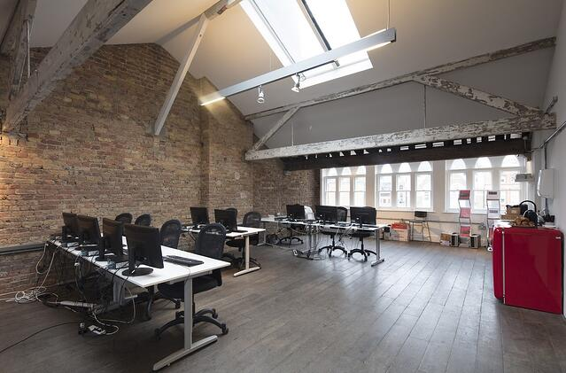 5 spectacular traditional offices in Clerkenwell
