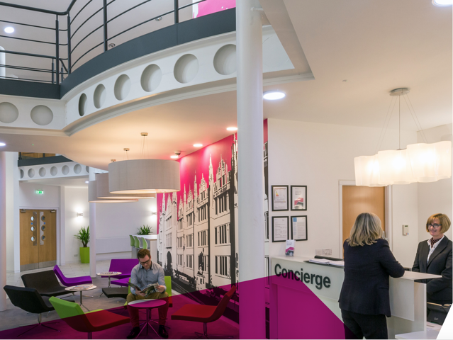 Check out 5 amazing offices outside Aberdeen
