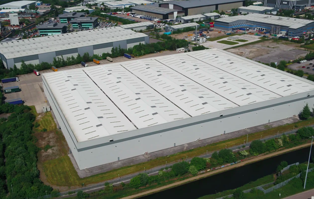5 modern industrial units in Manchester