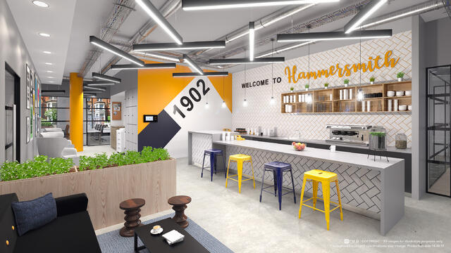 Top 6 co-working and serviced offices in West London