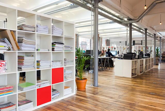 5 superb regional offices for your local branch