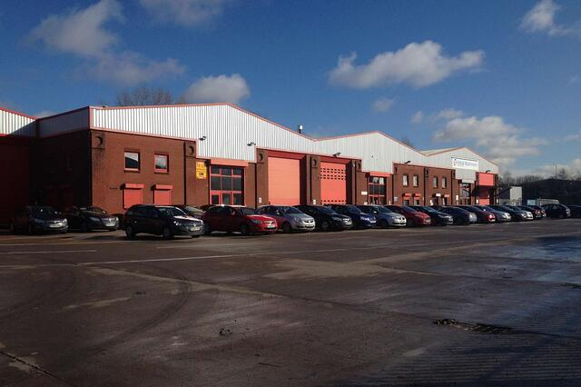 New on the market: New industrial units to let in North Lanarkshire – w/c 4th March