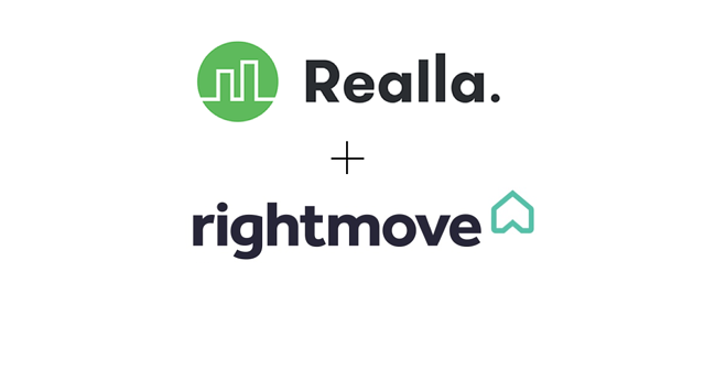 Realla partners with Rightmove and Zoopla to offer a real-time feed of commercial properties.