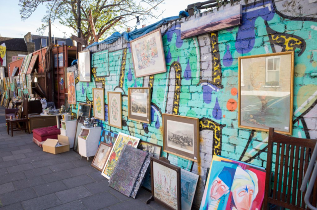 Commercial property area guide - Hackney - London