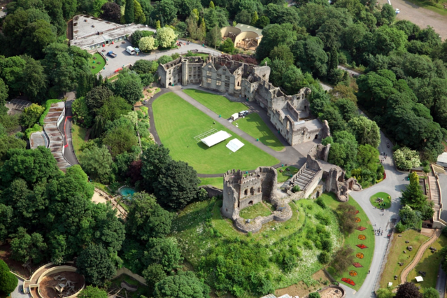 Commercial property area guide: Dudley - England