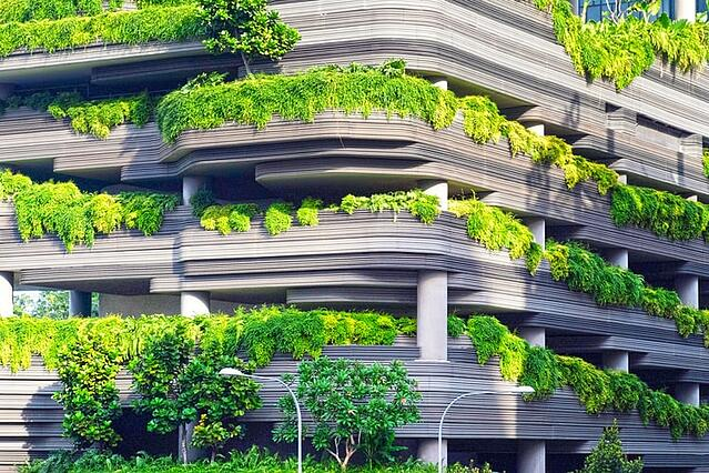 Strategies for making your building greener