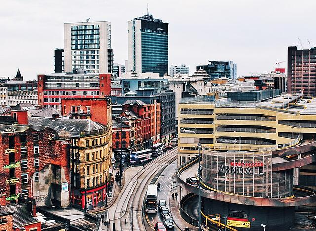 Commercial property area guide: Manchester - England