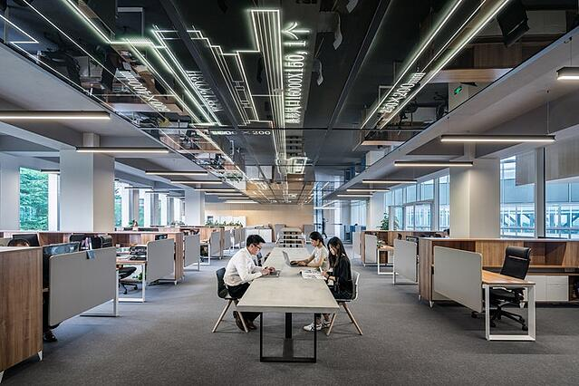 Searching for office space – how it's all changed