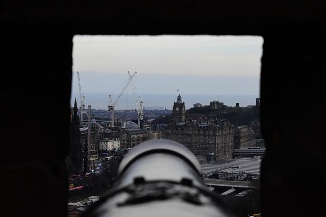 Commercial property area guide: Edinburgh - Scotland