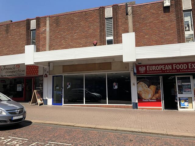New on the market: New retail units to let in Dudley – highlights from w/c 25th March