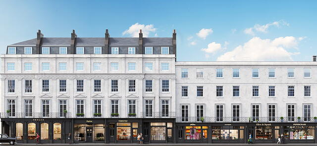 New on the market: New retail units to let in Belgravia - highlights from w/c 25th March
