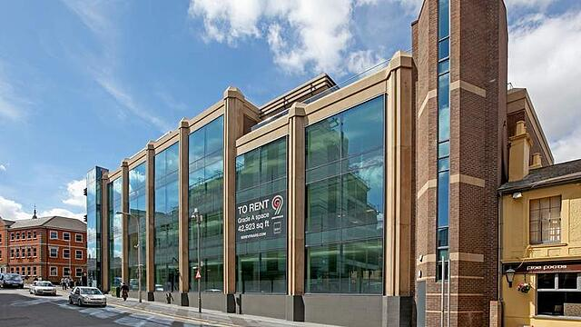 5 serviced office hotspots in Reading