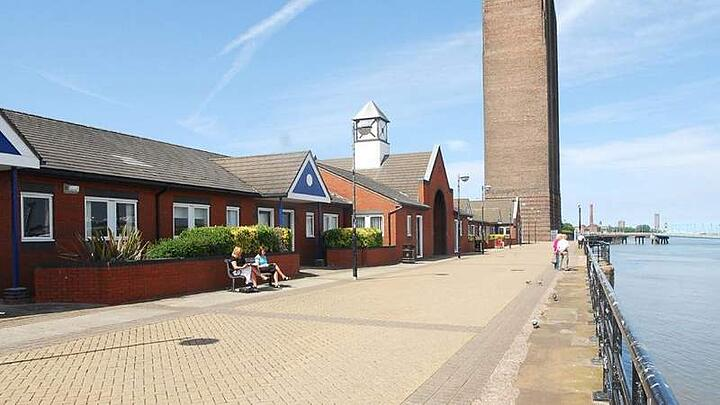 Commercial property area guide: Wirral - England