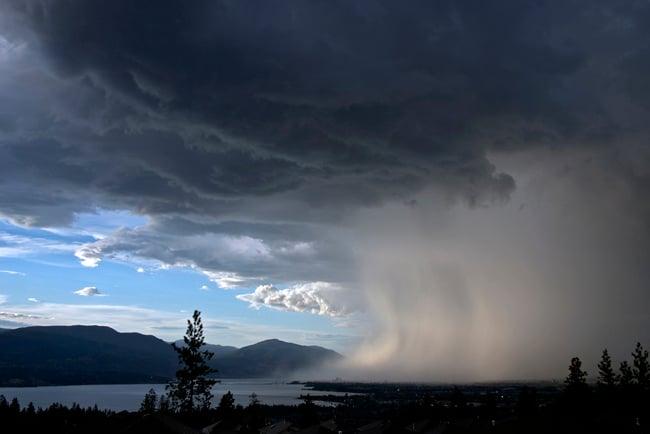 rain t-storm