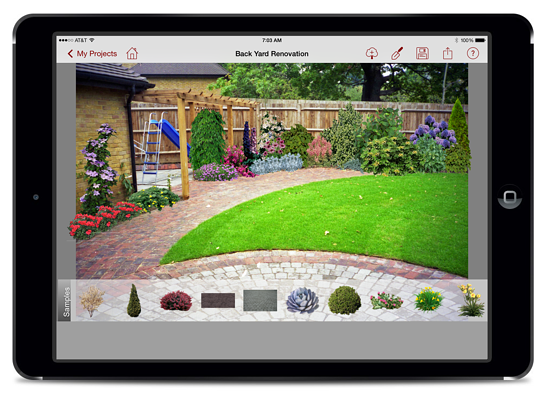 Review the 4 best landscape design apps for homeowners for Best apps for garden and landscaping designs